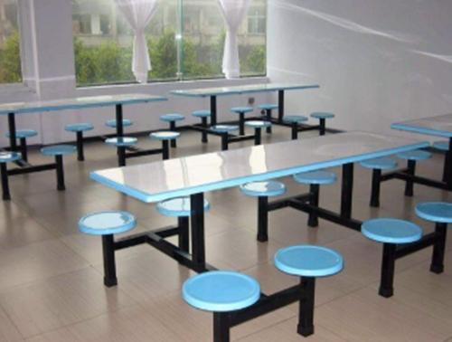 大型食堂耐磨防滑地坪施工工程
